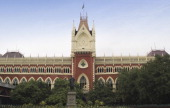 Facade of a high court building Calcutta High Court Kolkata West Bengal India