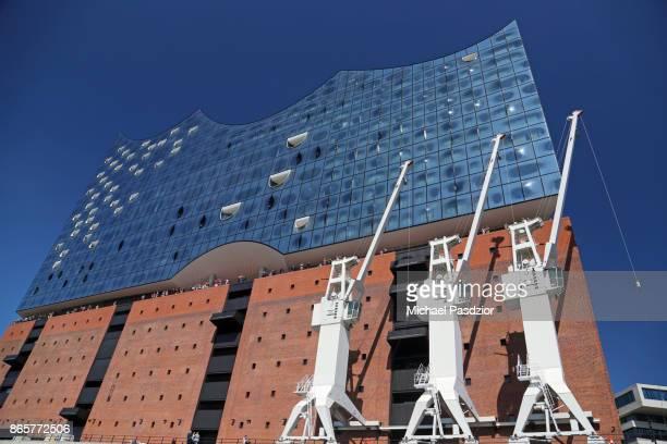facade of Elbphilharmonie