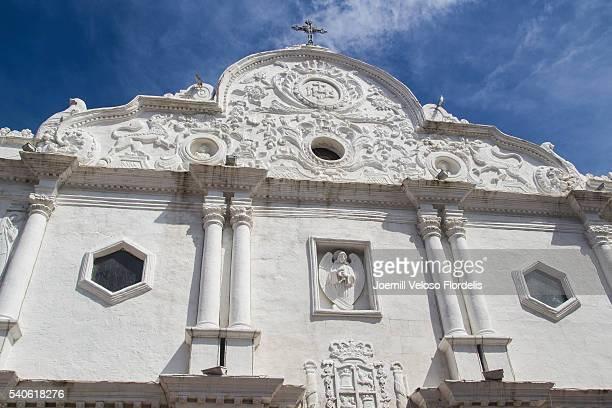 Facade of The Cebu Metropolitan Cathedral