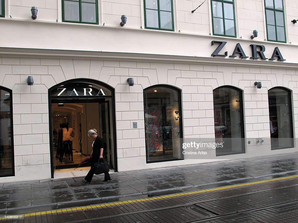 Zara Brand Name Stock Photos and Pictures