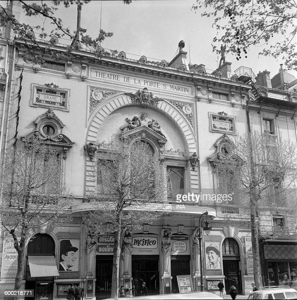 porte martin theater stock photos and pictures getty images