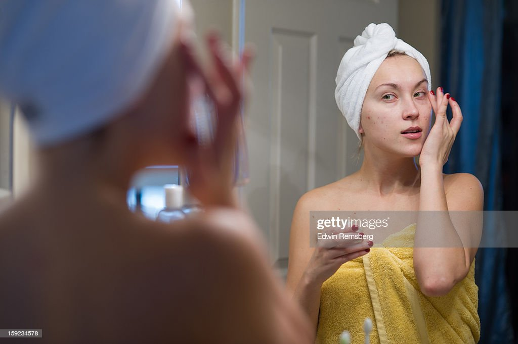 face cream : Stock Photo