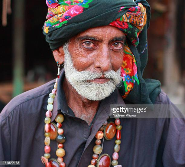 A face from Sindh