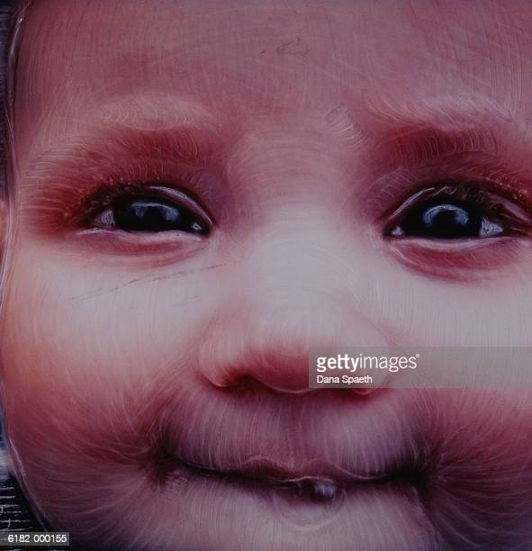 Face of Baby