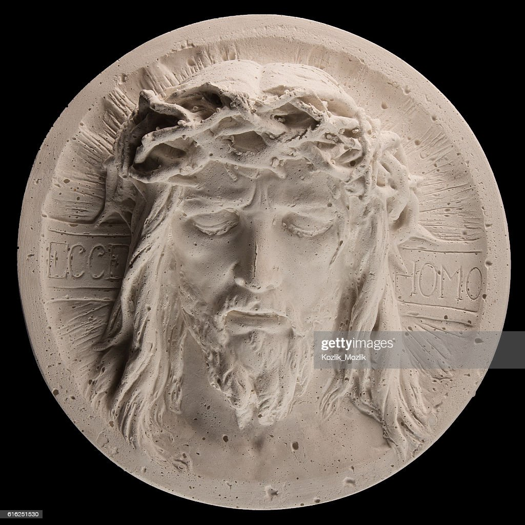 face of Christ : Stock Photo