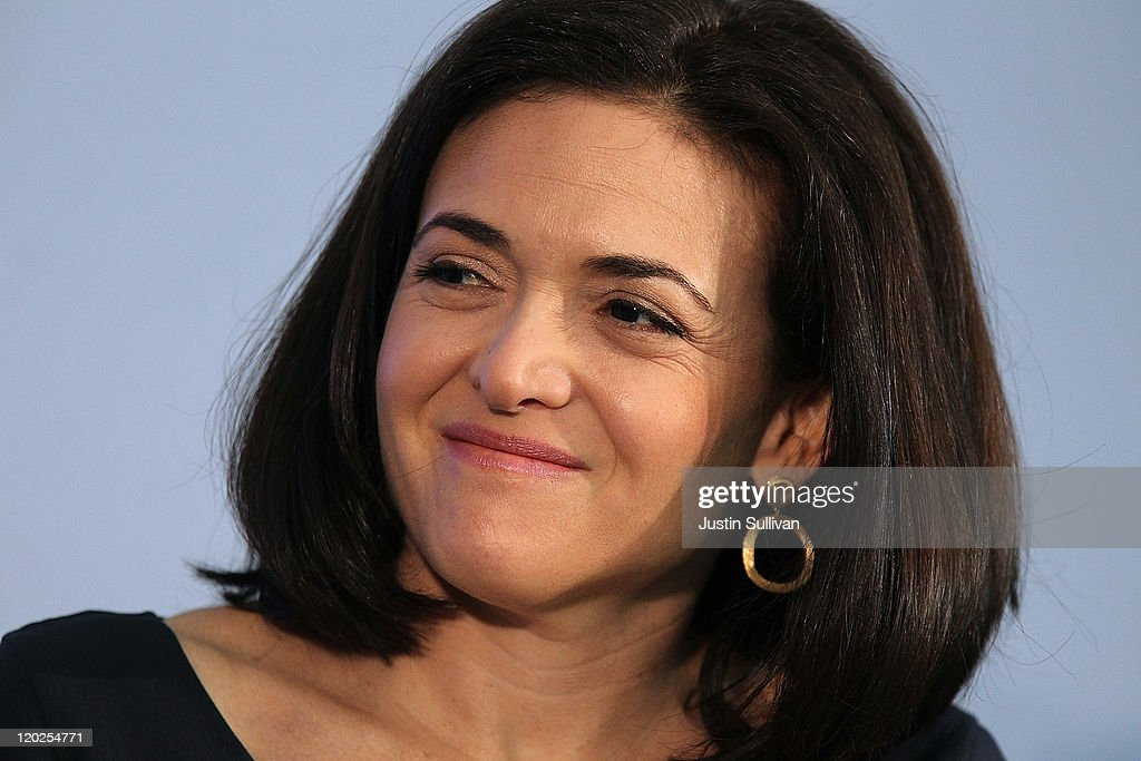 Facebook COO <a gi-track='captionPersonalityLinkClicked' href=/galleries/search?phrase=Sheryl+Sandberg&family=editorial&specificpeople=5922850 ng-click='$event.stopPropagation()'>Sheryl Sandberg</a> looks on during the President's Council on Jobs and Competitiveness High Growth Business and Entrepreneurship Listening and Action Session at the VMware headquarters on August 2, 2011 in Palo Alto, California. Jobs Council members, administration officials and Silicon Valley leaders spoke with entrepreneurs about how public and private sectors can partner to create jobs through innovation.