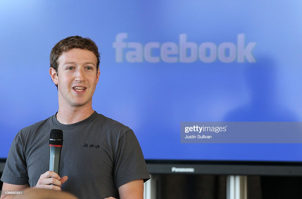 Facebook founder and CEO <a gi-track='captionPersonalityLinkClicked' href=/galleries/search?phrase=Mark+Zuckerberg&family=editorial&specificpeople=4841191 ng-click='$event.stopPropagation()'>Mark Zuckerberg</a> speaks during a special event announcing a new Facebook email messaging system at the St. Regis Hotel on November 15, 2010 in San Francisco, California. Facebook will launch a new messaging system aimed at enhancing it's social media product to its 500 million users.