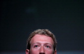 Facebook founder and CEO Mark Zuckerberg speaks during the 2013 TechCrunch Disrupt conference on September 11 2013 in San Francisco California The...