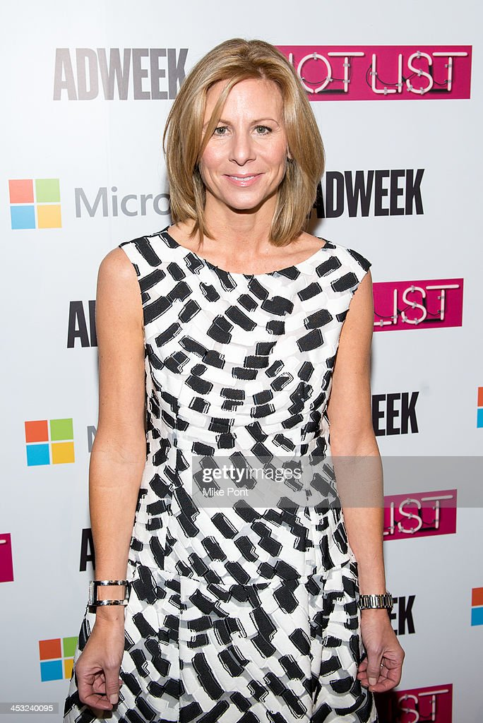Facebook Strategy & Growth Lead Debra Bednar attends the 2013 Adweek Hot List Gala at Capitale on December 2, 2013 in New York City.