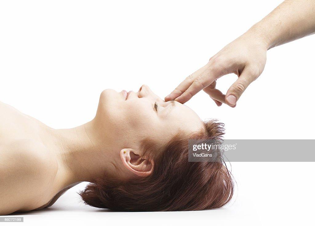 Free facial massage image bank