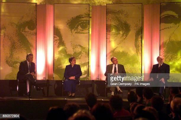 Facing a live audience of 600 Londoners Conservative Steve Norris Liberal Democrat Susan Kramer Independant candiidate Ken Livingstone and Labour's...