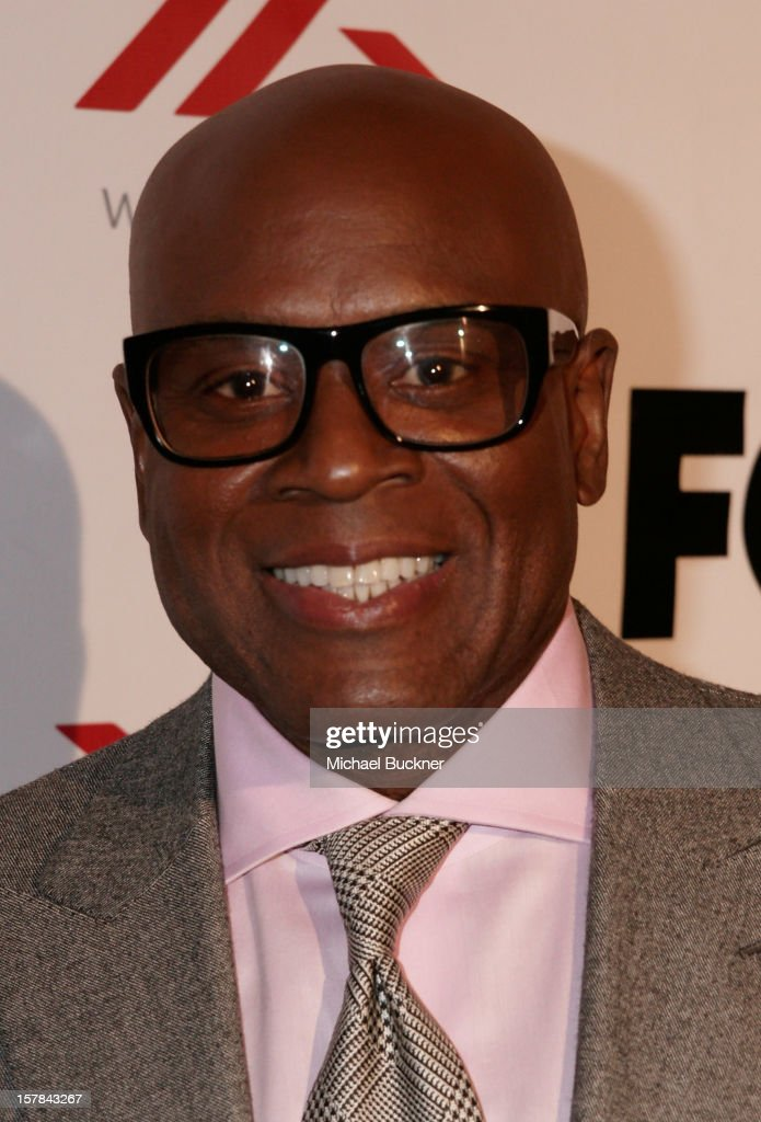 X Factor Judge <a gi-track='captionPersonalityLinkClicked' href=/galleries/search?phrase=L.A.+Reid&family=editorial&specificpeople=2546947 ng-click='$event.stopPropagation()'>L.A. Reid</a> attends The X Factor Viewing Party Sponsored By Sony X Headphones at Mixology101 & Planet Dailies on December 6, 2012 in Los Angeles, United States.