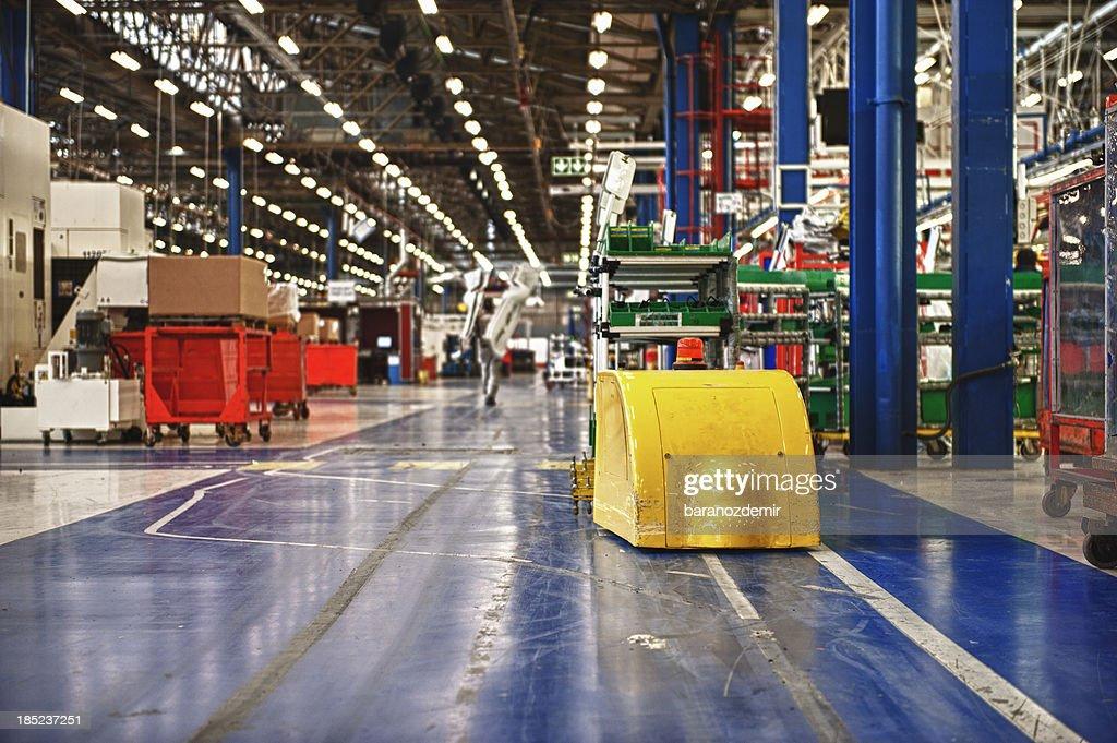 Usine Automation : Photo