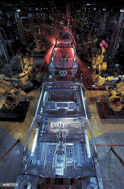 Factory Car Production