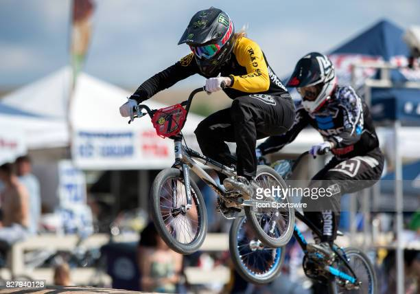 Factory Golds Gym racer Triston 'LimeTime' Judd won the 1718 Expert main event at the USA BMX Mile High Nationals on August 5 at Grand Valley BMX in...
