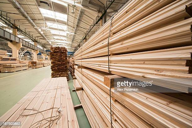 Factory: lumber yard