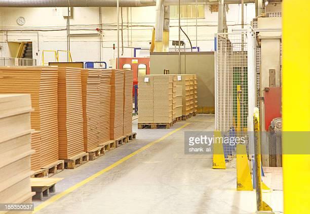 Fabrik, Küche Einheiten