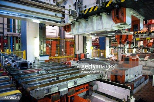 工場の製造