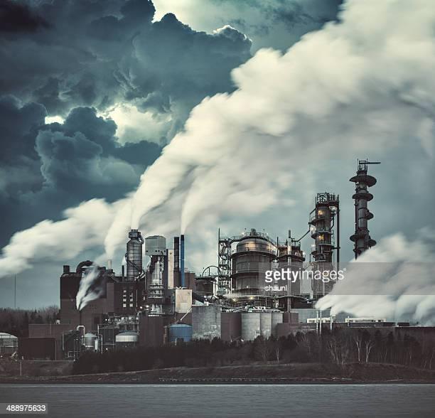 Fabrik von Grunge