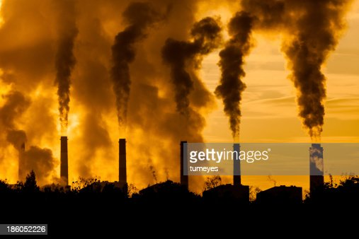 factory plants : Stock Photo