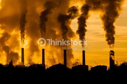 factory plants : Stock Photo