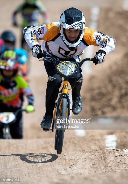 Factory Yess' Drake Velador took the 11 Expert and 11 Cruiser wins at the USA BMX Mile High Nationals on August 6 at Grand Valley BMX in Grand...