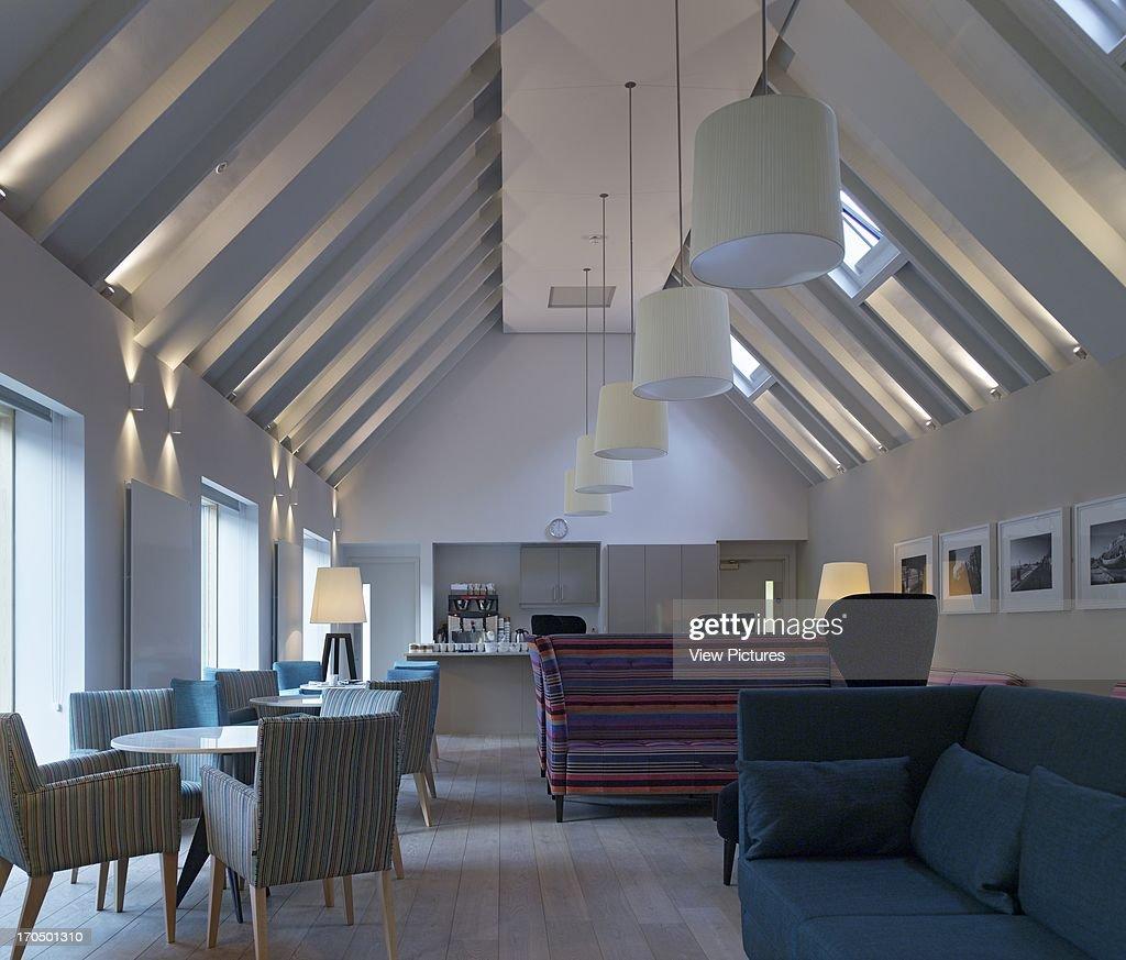 Faculty Lounge Simon Smith Building Brighton College United Kingdom Architect