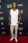 Fadelf attends the private screening of Lifetime's 'The Rap Game' at Suite Food Lounge on July 22 2016 in Atlanta Georgia