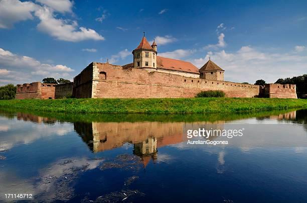Fagaras Castle; Brasov; Romania