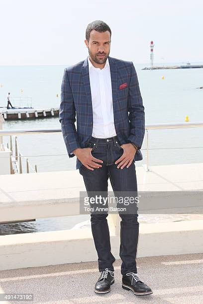 Fagbenle attends 'The Five' Photocall as part of MIPCOM 2015 on La Croisette on October 5 2015 in Cannes France