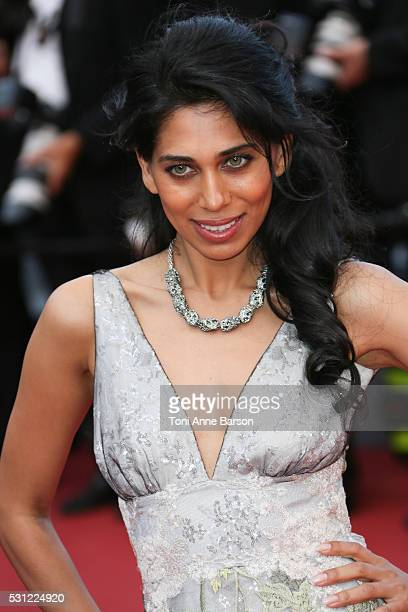 Fagun Thakrar attends the 'Money Monster' Premiere during the 69th annual Cannes Film Festival on May 12 2016 in Cannes France
