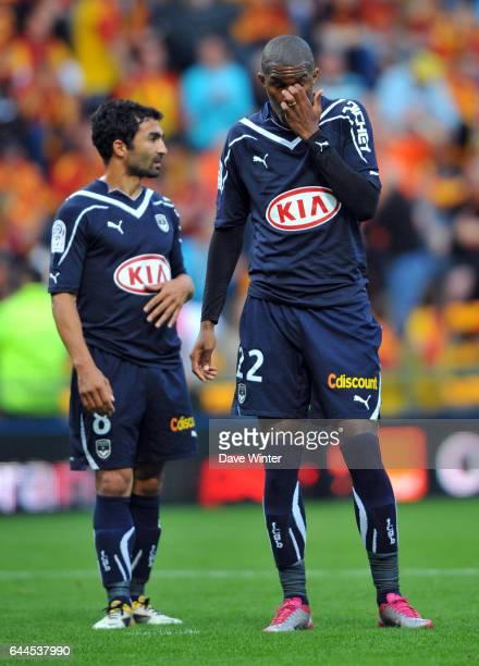 Fahid BEN KHALFALLAH / Anthony MODESTE Lens / Bordeaux 35e journee Ligue 1 Photo Dave Winter / Icon Sport