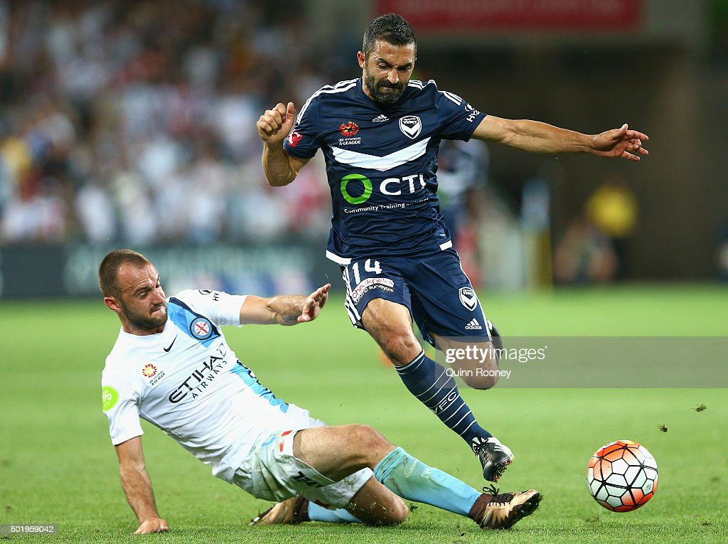 A-League Rd 11 - Melbourne City v Melbourne Victory
