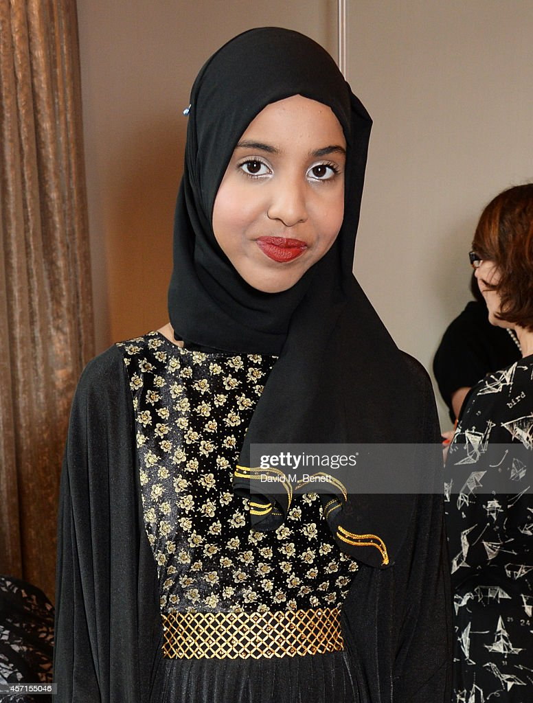 Fahma Mohamed attends The 59th Women of the Year Lunch at the InterContinental Park Lane Hotel on October 13, 2014 in London, England.