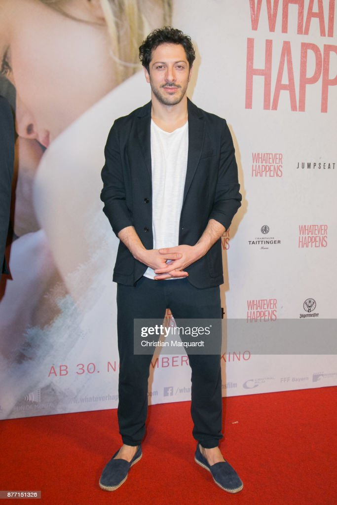 'Whatever Happens' Premiere In Berlin