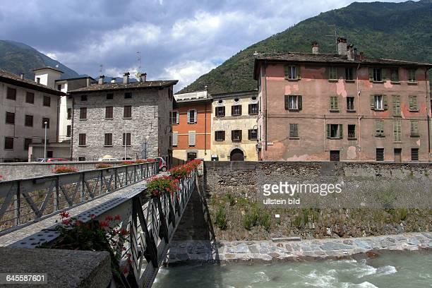 Fahrt mit Original BerninaExpress nach Tirano in Italien