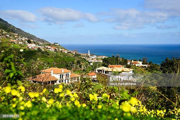 Faial, Atlantic ocean, Madeira island, Portugal