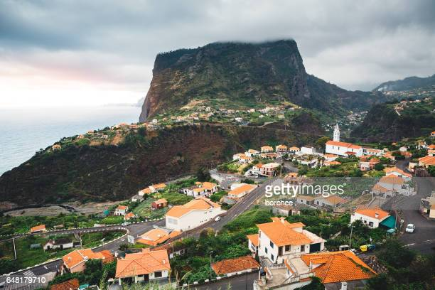 Faial Village On Madeira