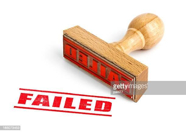 Ha fracasado