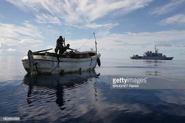 Failure Of The Pirates In Somalia Le dimanche 3 mai en plein océan indien le 'Nivôse' une frégate française déjoue une attaque de pirates somaliens...