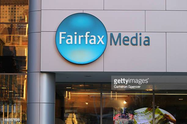 Fairfax Media headquarters are seen on June 20 2012 in Sydney Australia Fairfax media group this week announced it will cut 1900 staff reduce The Age...