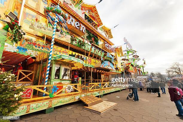 Fairground stall