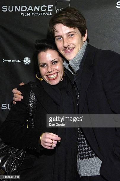 Fairuza Balk and Gabriel Mann during 2006 Sundance Film Festival 'Don't Come Knockin' Premiere at Eccles in Park City Utah