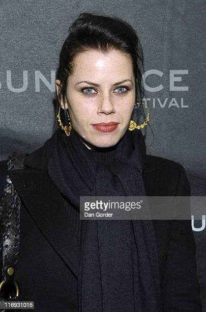 Fairuza Balk during 2006 Sundance Film Festival 'Don't Come Knockin' Premiere at Eccles in Park City Utah