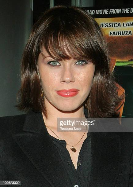 Fairuza Balk during 'Don't Come Knocking' Beverly Hills Screening Arrivals at Fine Arts Theatre in Beverly Hills CA