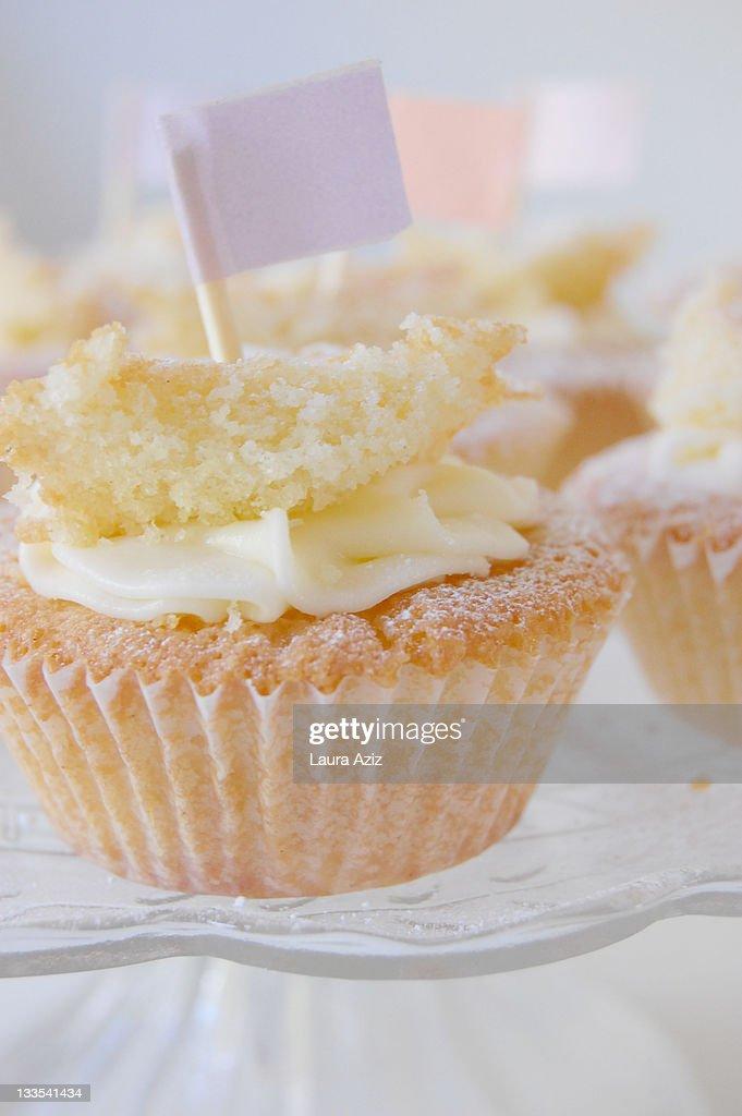 Fairy cake : Stock Photo