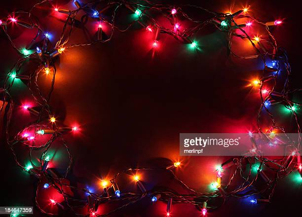 fairy light background