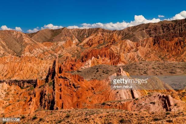 Fairy Tale Canyon (Skazka Canyon), Kyrgyzstan