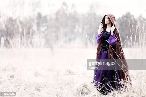 Fairy tale lady