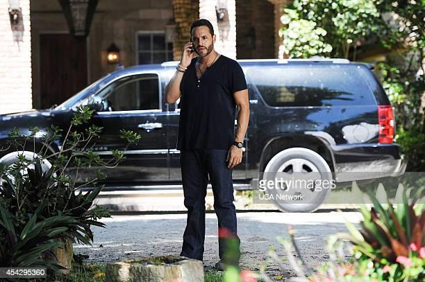 GRACELAND 'Faith 7'' Episode 213 Pictured Daniel Sunjata as Paul Briggs